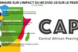Le Forum sur le Peering d'Afrique Centrale